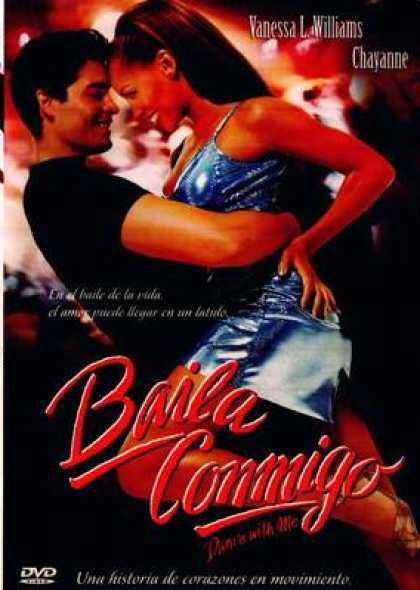 Spanish DVDs - Dance With Me