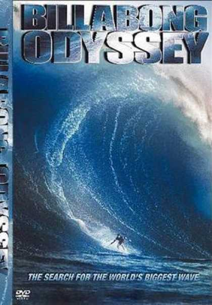 Spanish DVDs - Billabong Odyssey