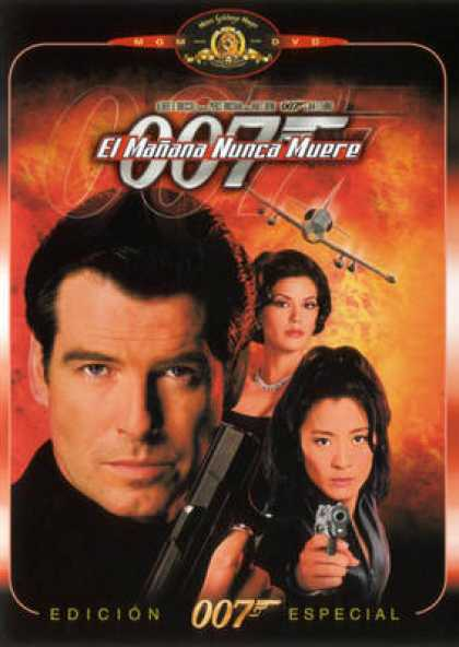 Spanish DVDs - Tomorrow Never Dies Special