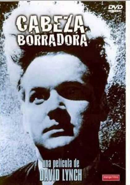 Spanish DVDs - Eraserhead