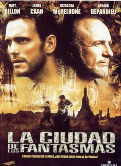Spanish DVDs - City Of Ghosts