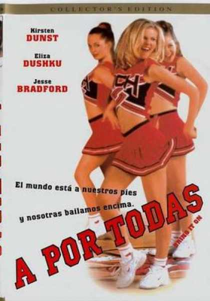 Spanish DVDs - Bring It On