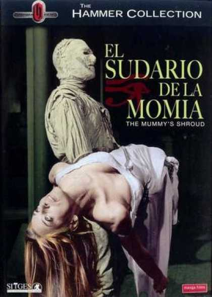 Spanish DVDs - The Mummy Siroud