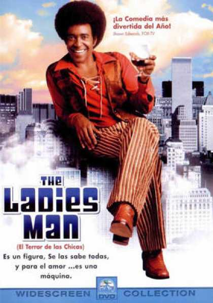 Spanish DVDs - The Ladies Man