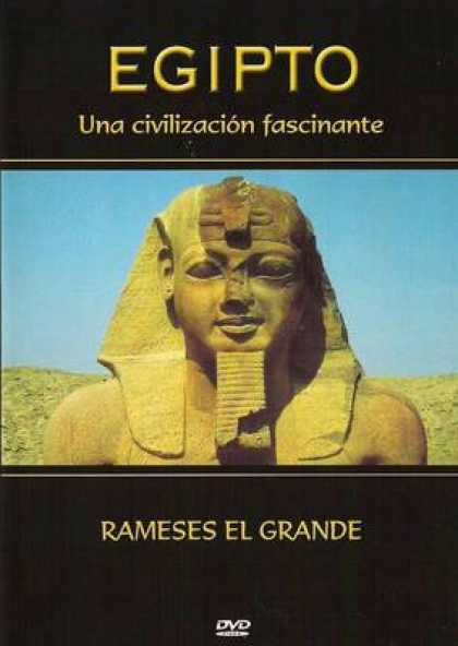 Spanish DVDs - Egypt The Great Civilization Vol 5