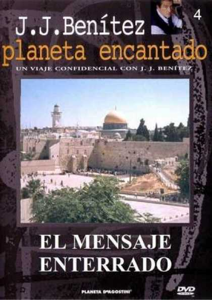 Spanish DVDs - Enchanted Planet Vol 4