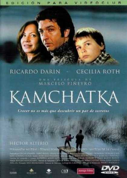 Spanish DVDs - Kamchatka