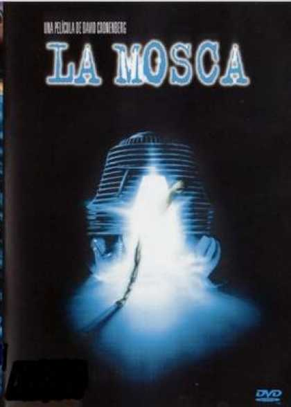 Spanish DVDs - The Fly