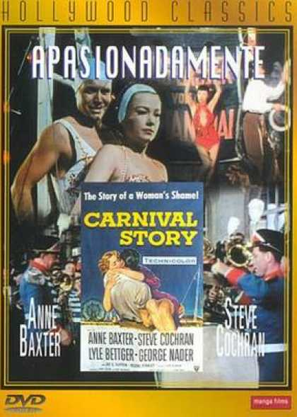 Spanish DVDs - Carnival Story