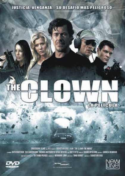 Spanish DVDs - The Clown The Movie