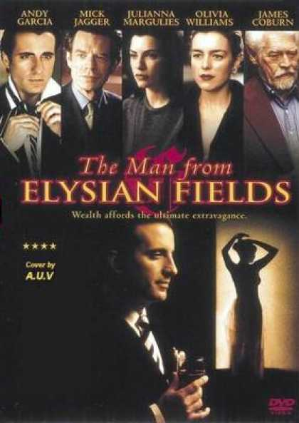Spanish DVDs - The Man From Elysian Fields