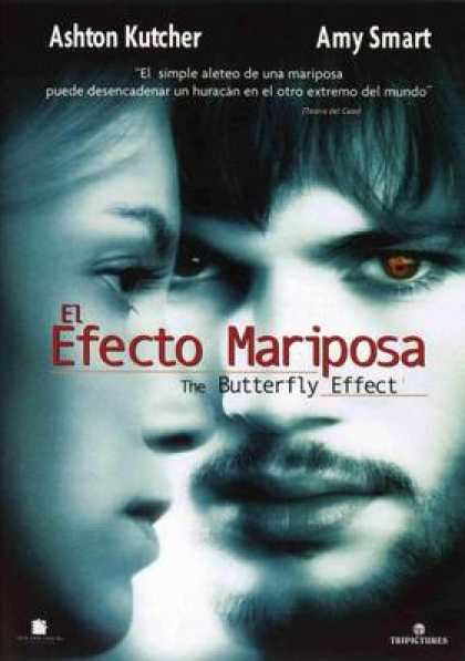 Spanish DVDs - The Butterfly Effect