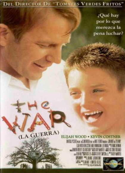 Spanish DVDs - The War