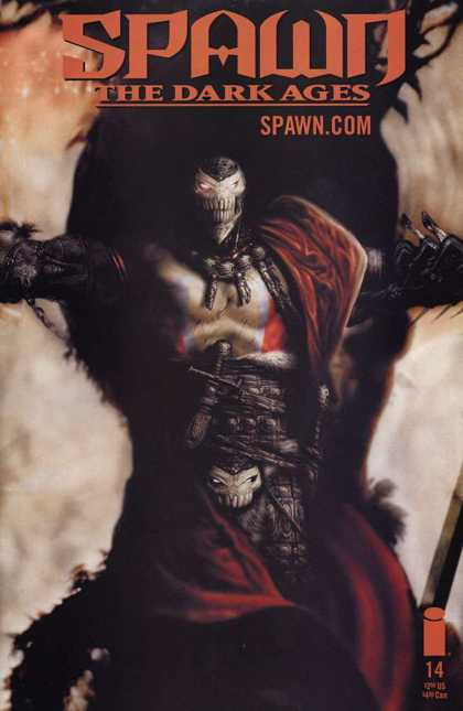 Spawn: The Dark Ages 14