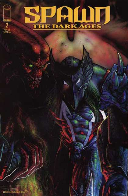 Spawn: The Dark Ages 2 - Image - Mask - Us - Can - Fight