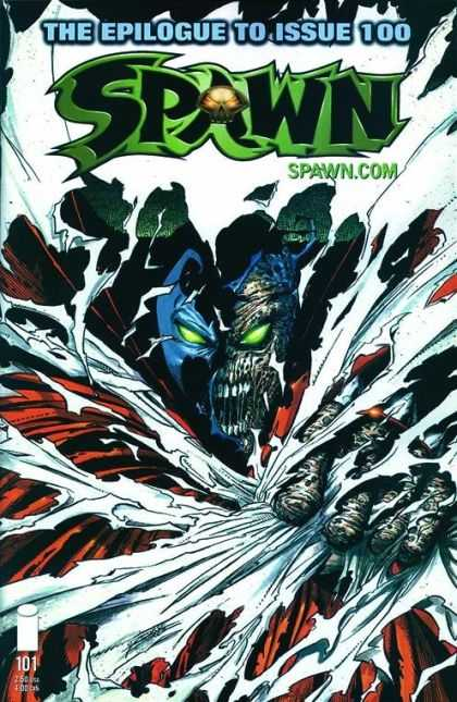 Spawn 101 - George Perez