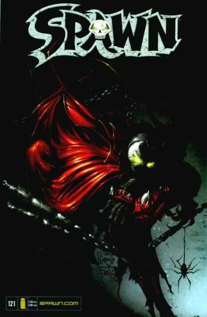 Spawn 121 - Spawn - Action - Thriller - Cat - Monster - Greg Capullo
