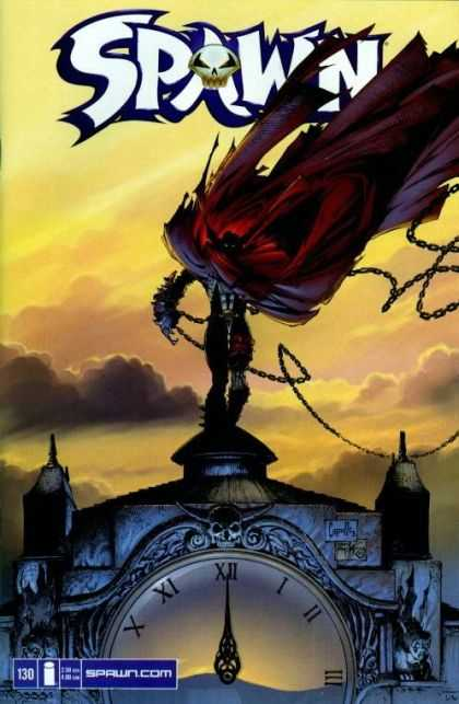 Spawn 130 - Greg Capullo