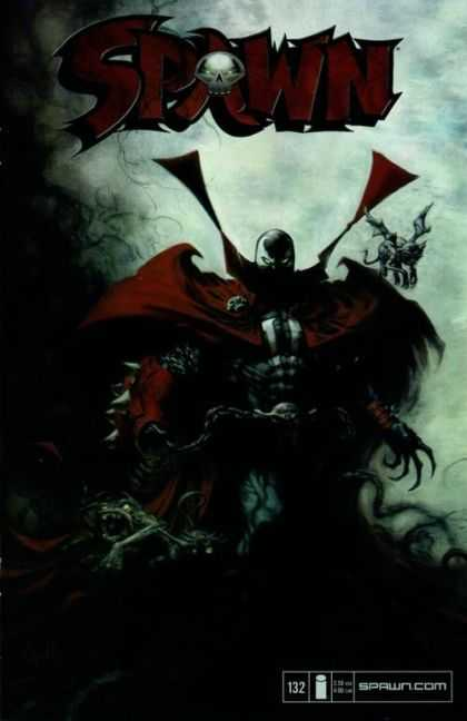 Spawn 132 - Greg Capullo