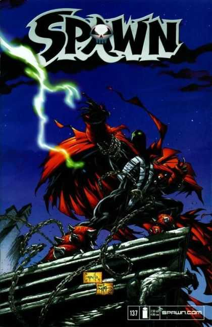 Spawn 137 - Greg Capullo
