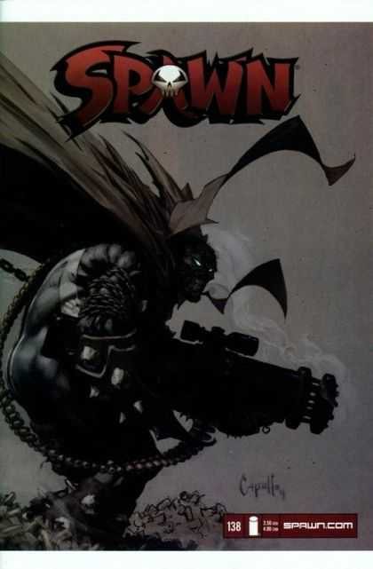 Spawn 138 - Greg Capullo