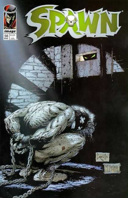 Spawn 56 - Revenge - Jail - Dungeon - English - Monster - Greg Capullo, Todd McFarlane