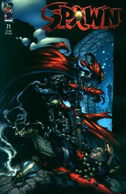 Spawn 71 - Greg Capullo