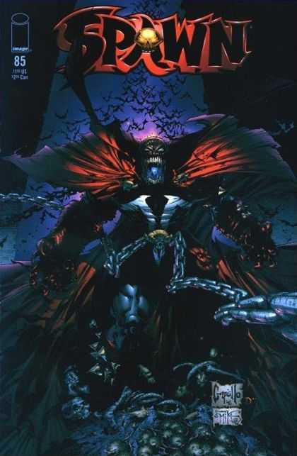Spawn 85 - Greg Capullo
