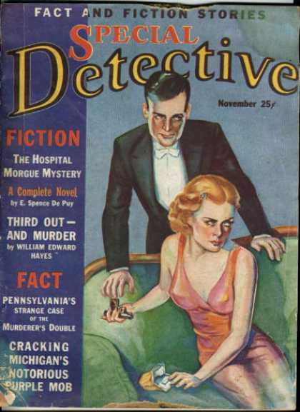 Special Detective - 11/1937