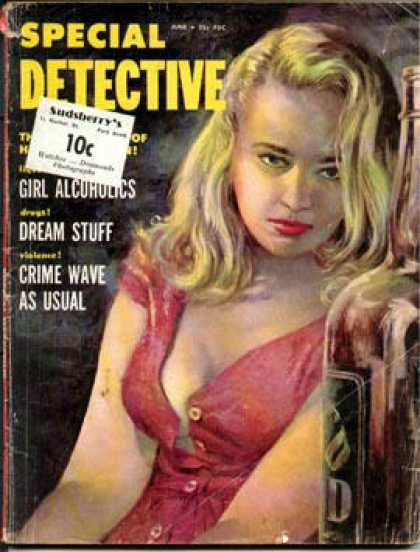 Special Detective - 6/1953