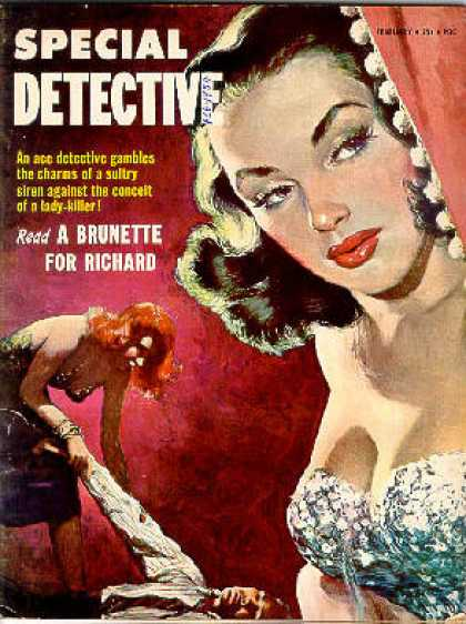 Special Detective - 2/1954