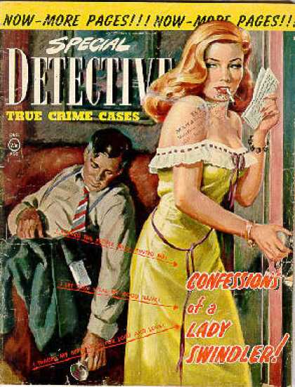 Special Detective 8