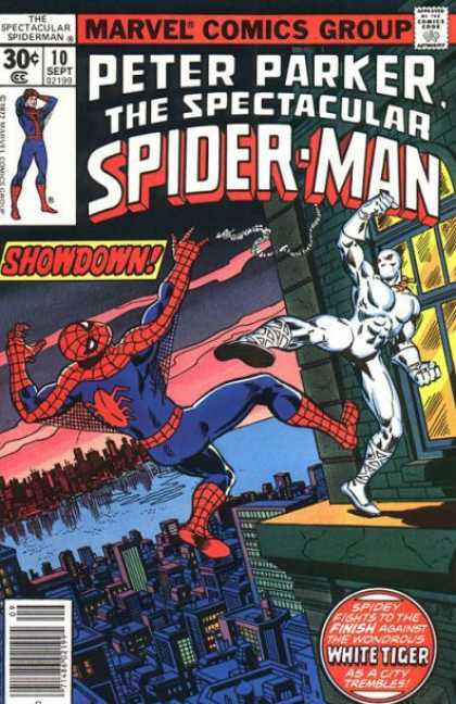 Spectacular Spider-Man (1976) 10 - George Perez