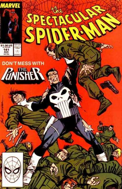 Spectacular Spider-Man (1976) 141 - Sequel - Series - Web - Movie - Character - Sal Buscema