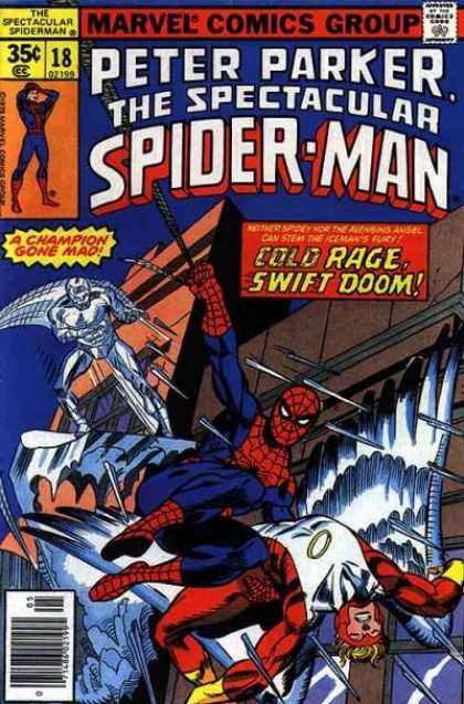 Spectacular Spider-Man (1976) 18