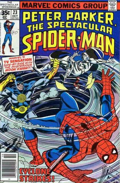 Spectacular Spider-Man (1976) 23
