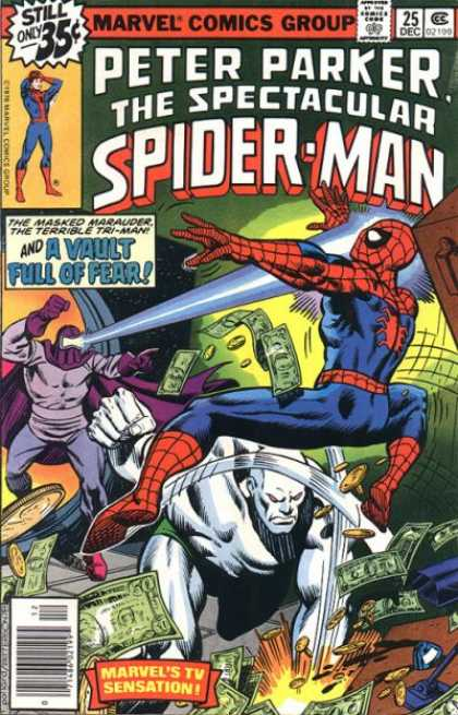Spectacular Spider-Man (1976) 25