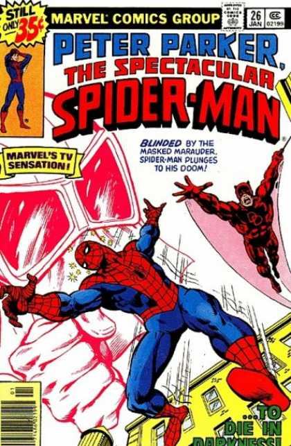 Spectacular Spider-Man (1976) 26