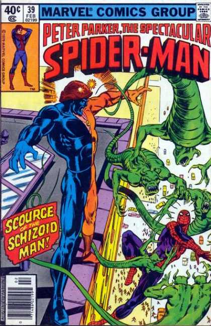 Spectacular Spider-Man (1976) 39