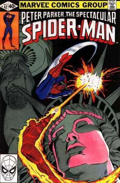 Spectacular Spider-Man (1976) 42