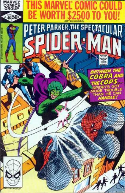 Spectacular Spider-Man (1976) 46