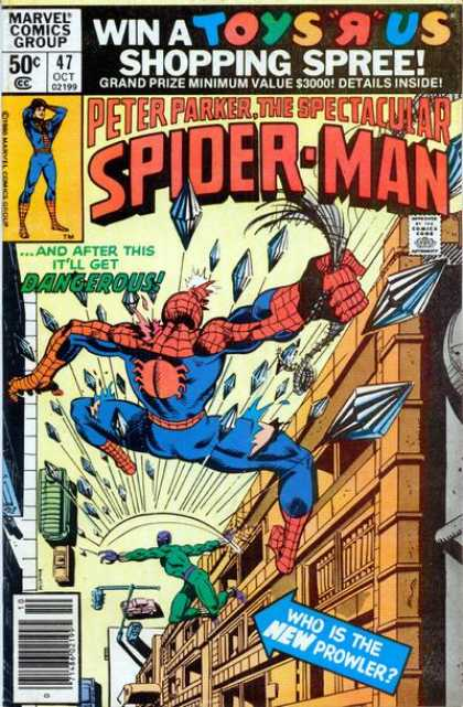 Spectacular Spider-Man (1976) 47
