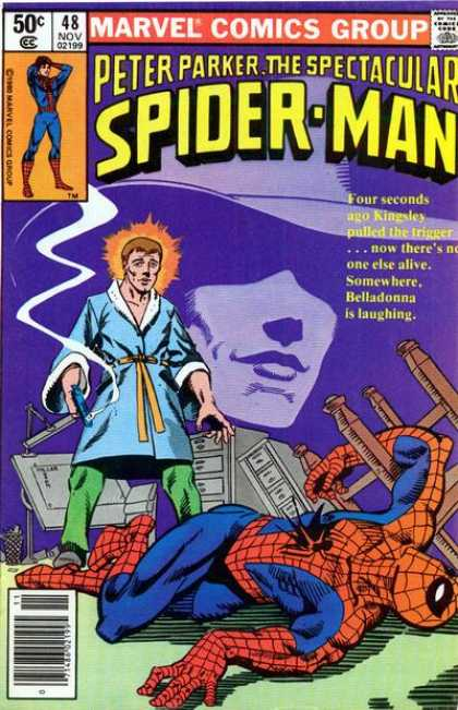 Spectacular Spider-Man (1976) 48