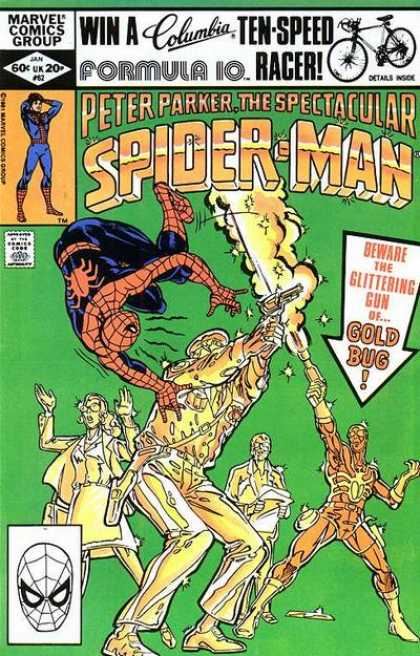 Spectacular Spider-Man (1976) 62