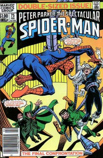 Spectacular Spider-Man (1976) 75