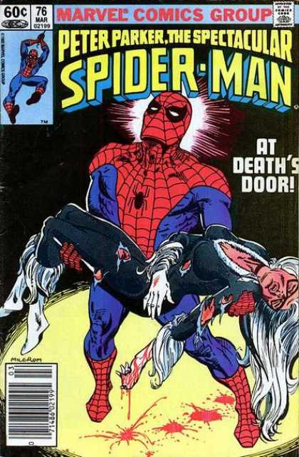 Spectacular Spider-Man (1976) 76
