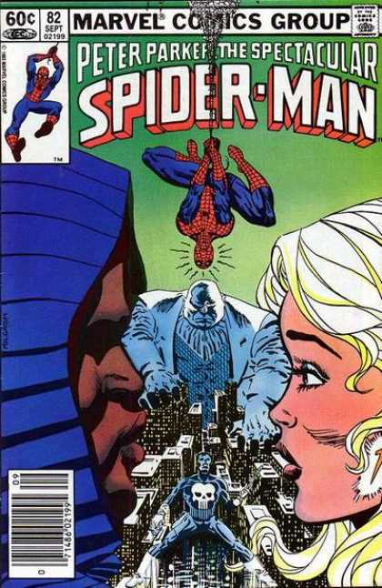 Spectacular Spider-Man (1976) 82