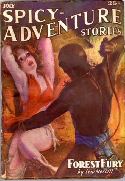 Spicy Adventure Stories 22
