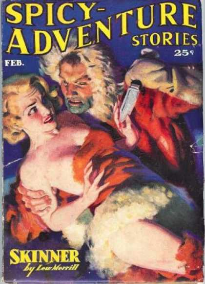 Spicy Adventure Stories 29