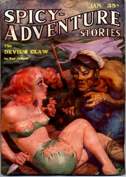 Spicy Adventure Stories 4